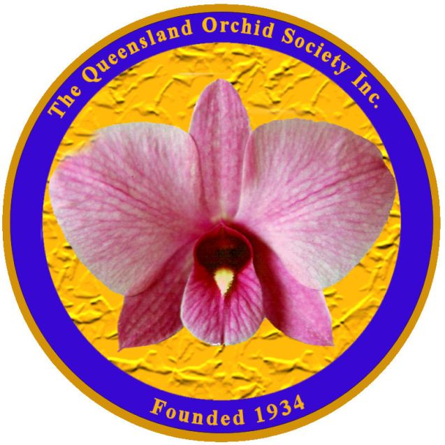 Queensland Orchid Society logo