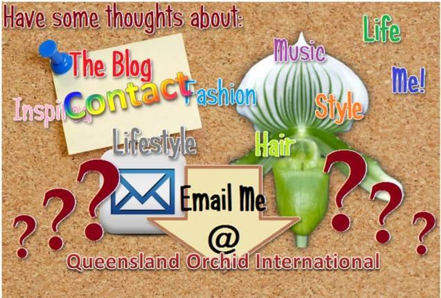Queensland Orchid International Contact