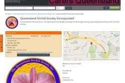 Queensland Orchid Society on MyCommunityDirectory