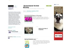 Queensland Orchid Society on NetworkedBlogs