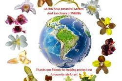 JATUN SISA Botanical Garden and Sanctuary of Wildlife