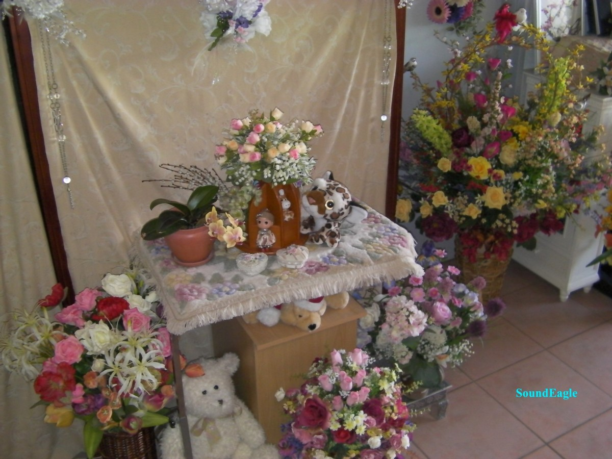 SoundEagle's Floral Display on Valentine's Day 2015 (11)