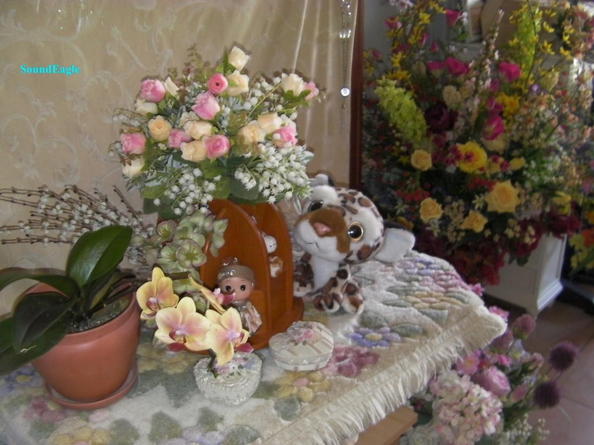 SoundEagle's Floral Display on Valentine's Day 2015 (12)