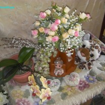 SoundEagle's Floral Display on Valentine's Day 2015 (14)