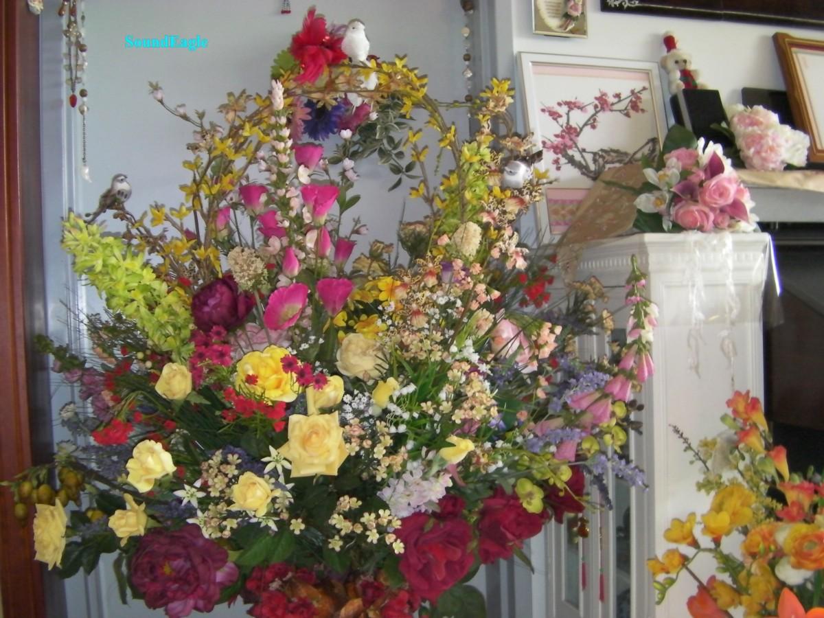 SoundEagle's Floral Display on Valentine's Day 2015 (28)