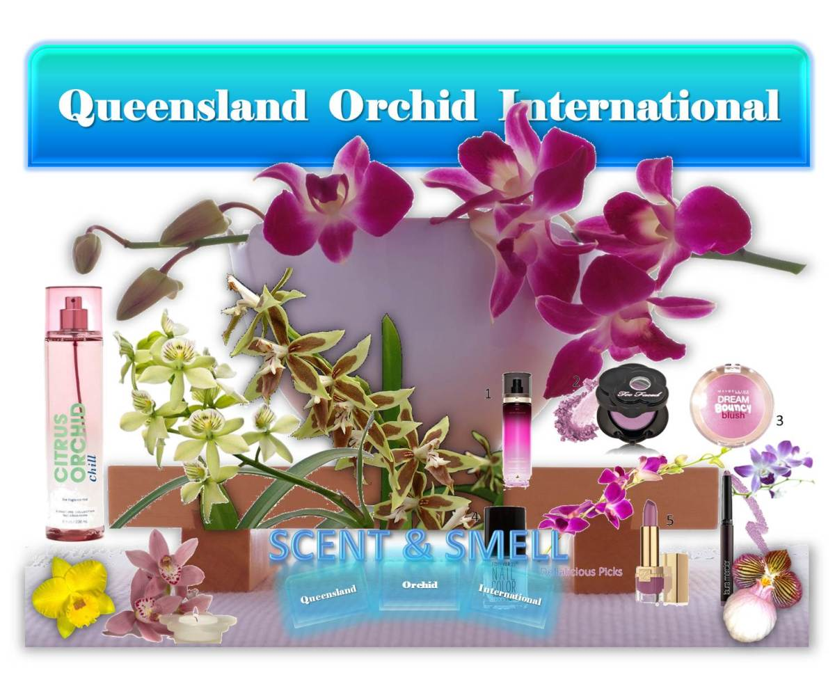 The Scents and Smells of Orchids ❀👃✾