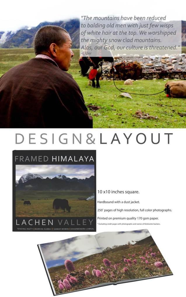 Framed Himalaya Design & Layout