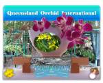 Charlie Robino at Queensland Orchid International