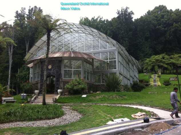 Botanical Gardens Cacti House (1)