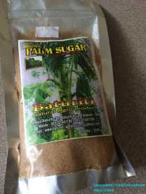 Palm Sugar Substitute